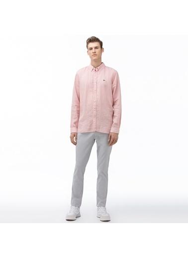 Lacoste Erkek Slim Fit Pantolon HH0025.25G Gri